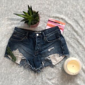 🎉HP Free People Shorts